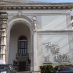 Opera Națională București - aspecte din timpul lucrărilor 05.2014