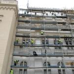 A doua etapă a investiției la Complexul Muzeal Naţional