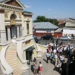 Imagini de la inaugurarea DJCPN Călăraşi
