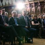 Guvernul României - Participare la festivitatea de deschidere oficială a Palatului Culturii [VIDEO]