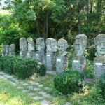 """Muzeul Memorial """"Al.I. Cuza"""" de la Ruginoasa - înainte de restaurare"""