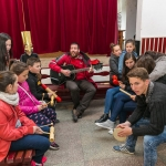 ZIUA FAMILIEI LA CASTEL, 19 aprilie 2017