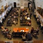 Conferință desemnare câștigător concurs internațional de soluții, 25 aprilie 2017