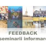 Feedback seminarii informare RO-CULTURA