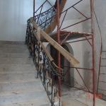 Muzeul Colecţiilor de Artă - aspecte din timpul lucrărilor