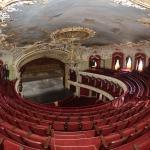"""Teatrul Naţional """"Vasile Alecsandri"""" - Iași - lucrări finalizate - Sala Mare"""