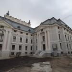 """Teatrul Naţional """"Vasile Alecsandri"""" - Iași - lucrări finalizate - Exterior"""