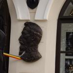 "Imagini de la inaugurarea Muzeului Memorial ""Al.I. Cuza"" de la Ruginoasa"