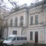 DJCPN Botoşani - înainte de restaurare