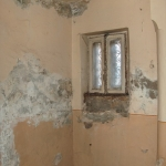 DGCPN Călăraşi - înainte de restaurare