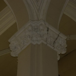 """Complexul Muzeal Naţional """"Moldova"""" Iași – Palatul Culturii - înainte de restaurare"""