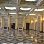 Lucrări finalizate la Muzeul Naţional de Artă al României – Palatul regal