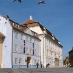 """Filmul lucrărilor de restaurare la Muzeul Național """"Brukenthal"""" Sibiu – Casa Albastră"""