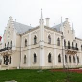 "Complexul Muzeal Naţional ""Moldova"" Iași – Muzeul Memorial ""Al.I. Cuza"" de la Ruginoasa"