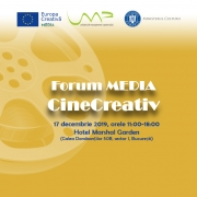 Forum MEDIA CineCreativ 2019