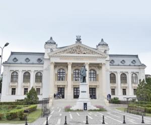 """Teatrul Naţional """"Vasile Alecsandri"""" - Iași"""