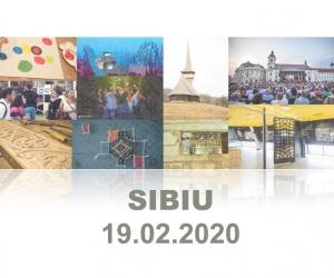 Seminar de informare în cadrul RO-CULTURA, SIBIU